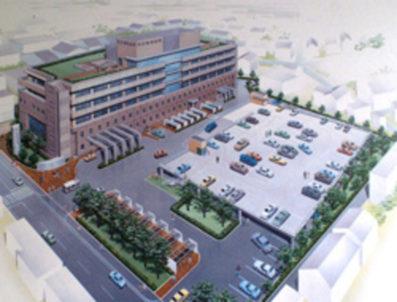 市立柏原病院