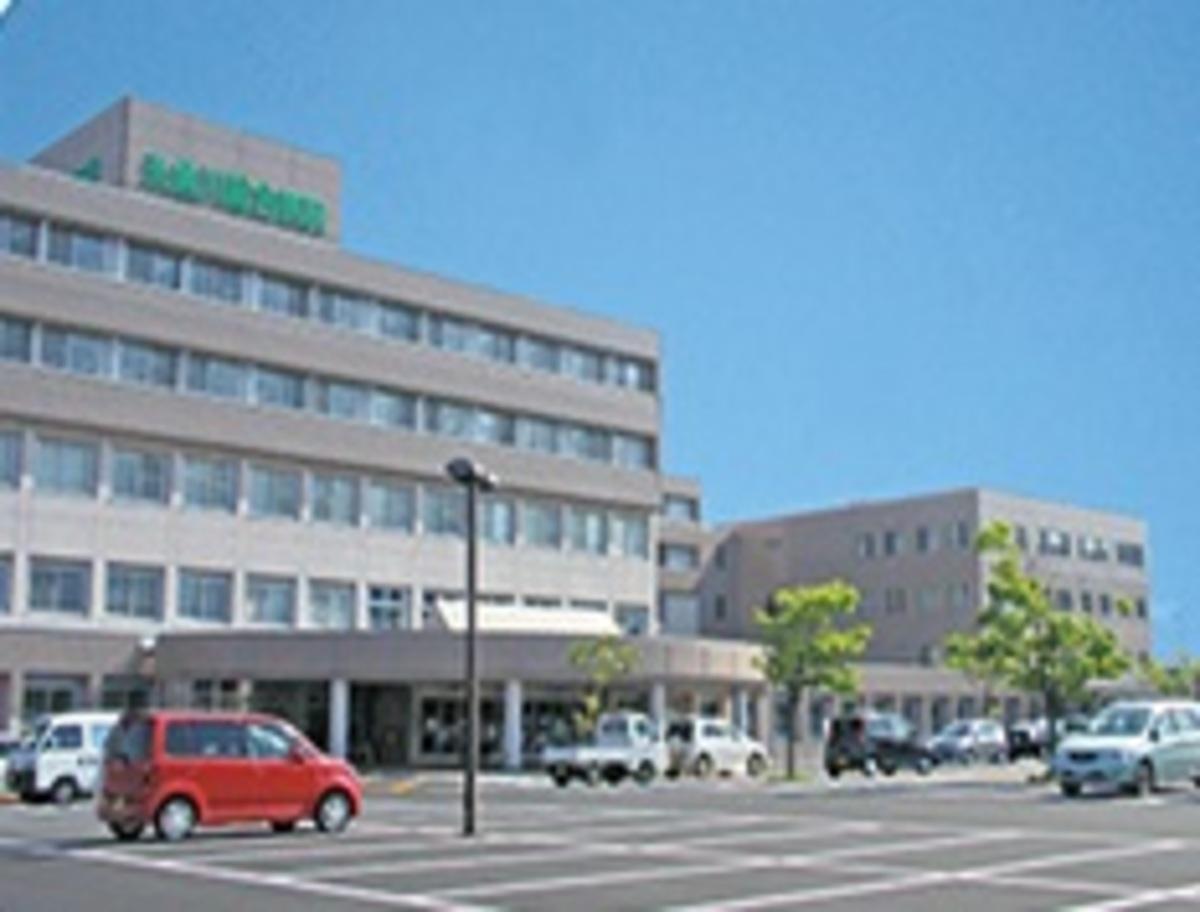 糸魚川総合病院