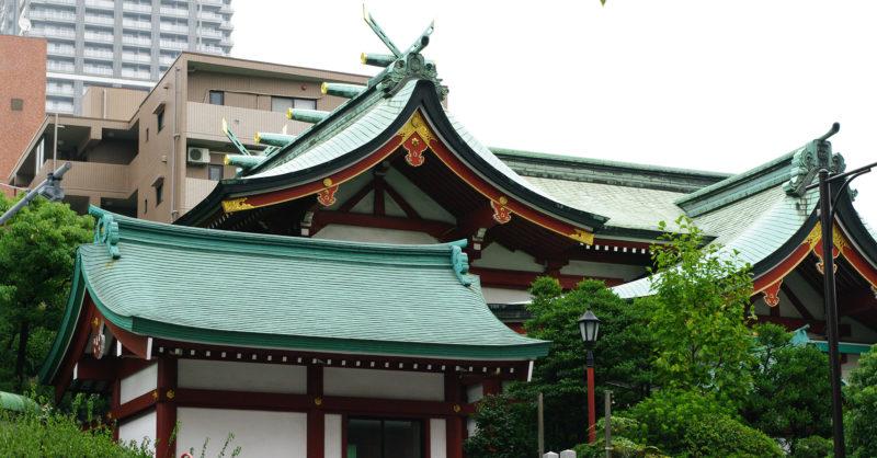 東京都水天宮