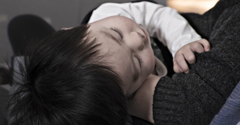 赤ちゃん,発熱
